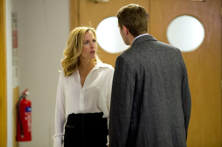 Gillian Anderson Talks THE FALL, HANNIBAL, and Another X-FILES ...