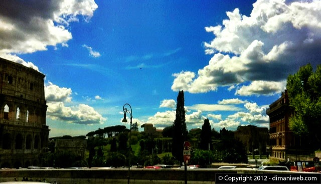 Clouding Rome