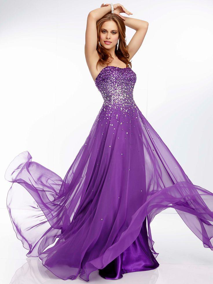 11 best vestidos de 15 anos images on Pinterest | Formal dresses ...