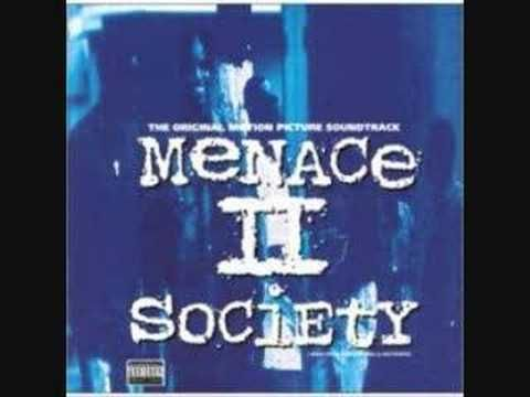 MC Eiht - Streiht Up Menace...From the Menace to Society movie soundtrack.- ShockTribe Streetwear - Classic song in a movie that truly impacted #HipHop culture.