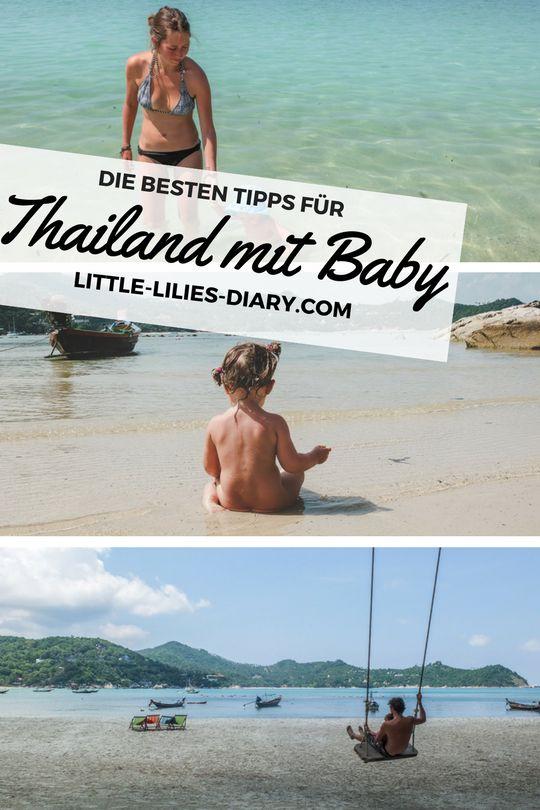 Auf der Suche nach dem perfekten Familienurlaub mit Baby? Thailand mit Kind zu bereisen ist immer eine gute Idee! Wir zeigen dir hier, wo es die schönsten Orte gibt!!!