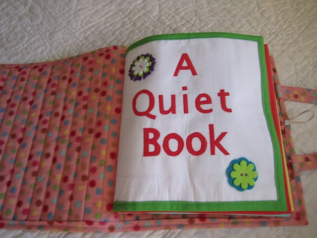 quiet book for toddlers this one is my favorite!!
