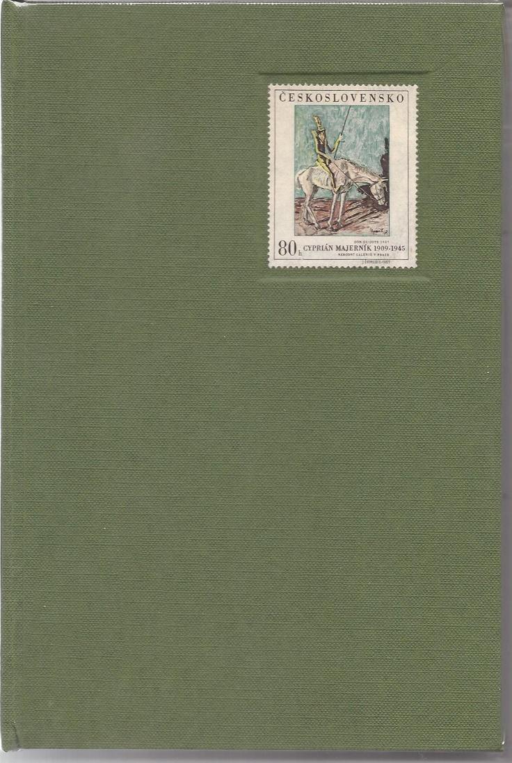 Libreta filatélica checoslovaca