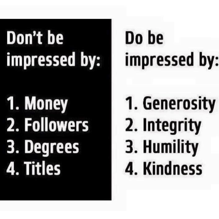 """Remember, """"Pride drives us to impress people. Love drives us to impact people. Choose love; not pride."""" ... """"Work for a cause, not for applause. Live life to express, not to impress."""" #Generosity #Integrity #Humility #Kindness ... Join me on http://twitter.com/alanhedquist for more—to uplift and brighten your day! #sharegoodness"""