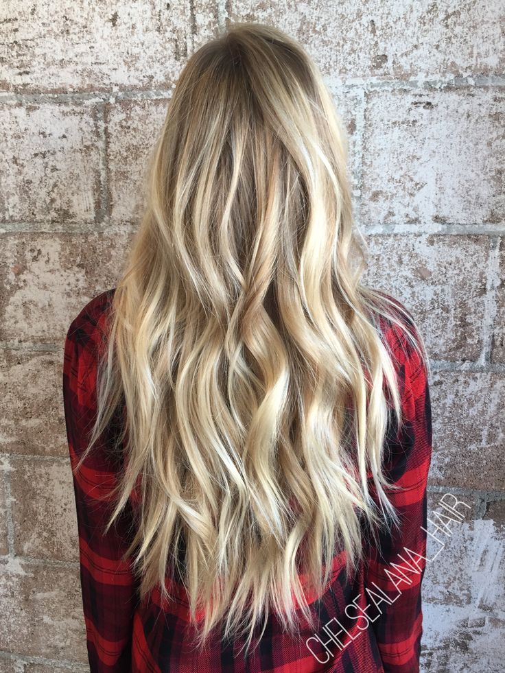Vanilla blonde highlights  Hair  Hair Blonde hair Long hair styles