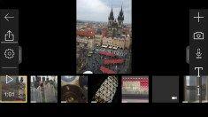 Multimedia mit der App Explory