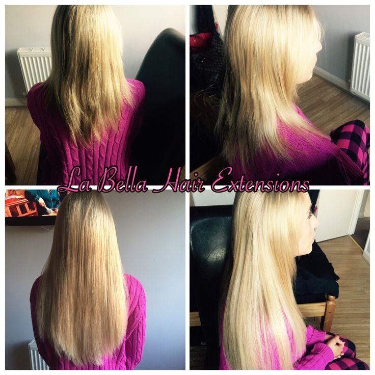 10 best la bella hair extensions customer feedback images on half head of 16 european hand made la bella hair extensions 235 pmusecretfo Images