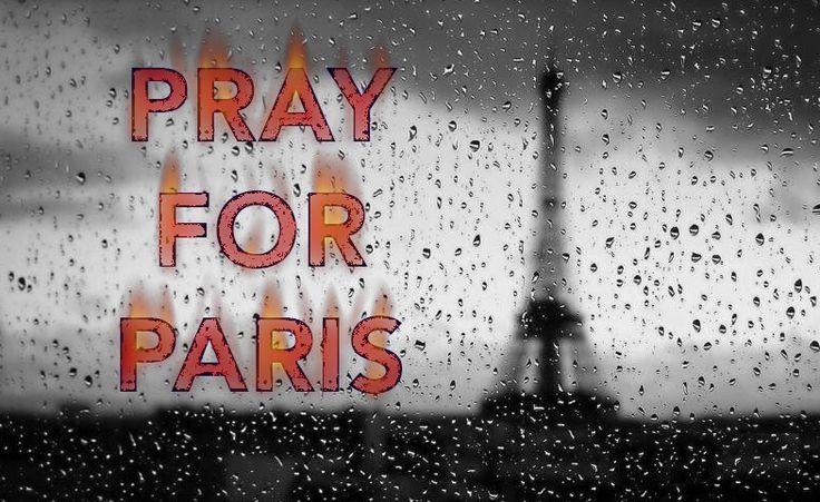 Аналитика терактов в Париже.