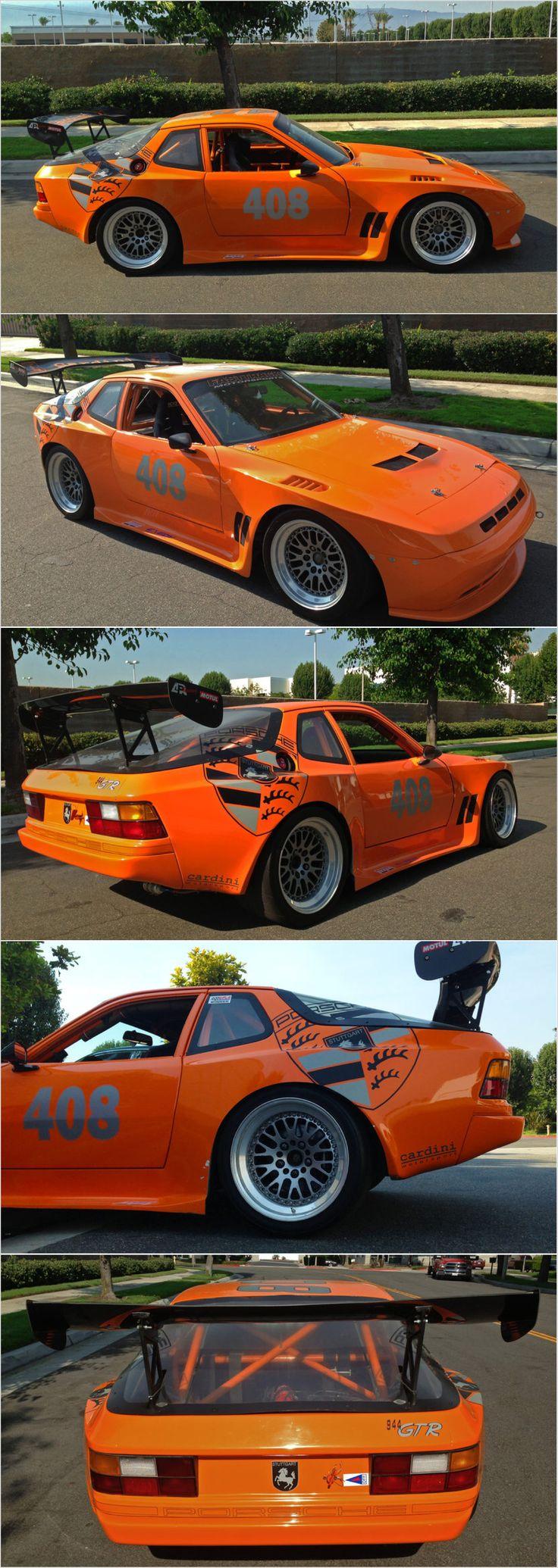 Porsche 944/951 Turbo
