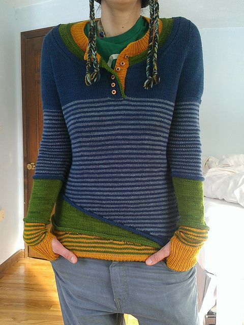 Ravelry: revi-and-noas layers! (3 in 1 test) - We Know How To Do It