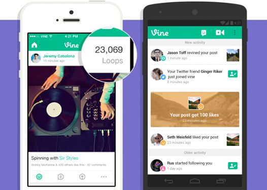 Μετρητής προβολών για τα #Vine βίντεο σε mobile και web  http://www.mediasystems.gr/metritis-provolwn-gia-ta-vine-video-se-mobile-kai-web/