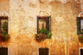 Information on warm & inviting Tuscan kitchen colors & style. ~i'm having such a hard time deciding on warm or cool colors for my kitchen/house....