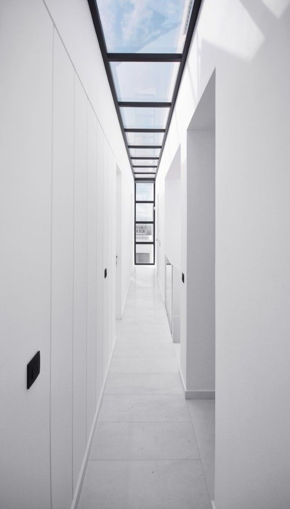 Merveilleux Gallery Of House In Agrinio / Plaini And Karahalios Architects   11.  Skylight ...