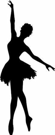 Woman Ballet Dance Silhouette