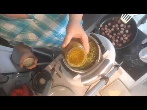 Erbsensuppe aus dem Thermomix TM5 14 12 2015 - YouTube