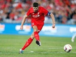 Steven Gerrard to miss out on Michael Carrick testimonial