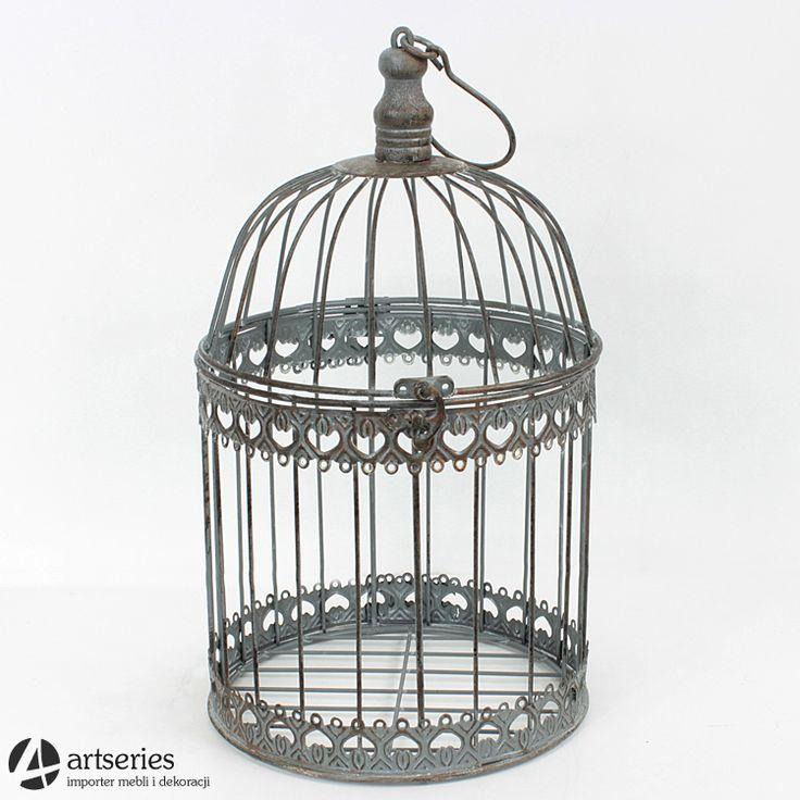 Znalezione obrazy dla zapytania lampa w kształcie klatki dla ptaków