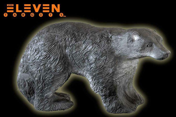 #Eleven 3D Wolverine. #IFAA category: 2. #Eleven 3D Rozsomák. #IFAA kategória: 2.  #archery #target  http://eleventargets.hu/index.php?action=showpic&fid=735
