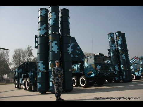 Breaking News - China Deployed HQ-9 Air Defence System in South China Sea