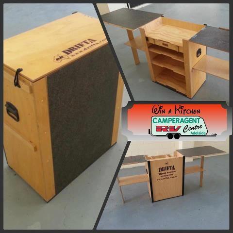 Chuck box idea #Prepping #BurningMan #CPR4Biz