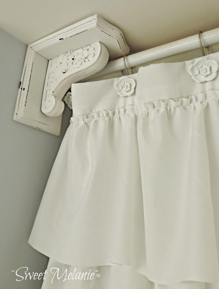 Best Shower Curtains Ideas On Pinterest Guest Bathroom