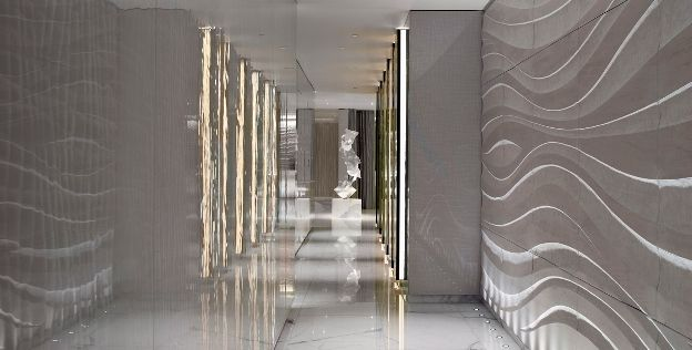 Corinthia Hotel – Londres L'Hôtel Corinthia est un établissement situé à Londres (Royaume-Uni). Signé par le cabinet d'architectes Sigma la décoration intérieure à été imaginée par GA Design International. La conception lumière à été réalisée par Lighting Design International. A découvrir en image dans la suite de l'article en cliquant sur la photo.