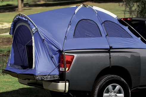 Truck Tent !! Yes! We're buying this the second we get a truck. Done! @Jason Harriman