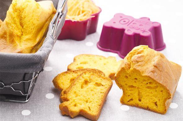 Recette de petits cakes la carotte pour le go ter des enfants les petits pots dans les - Recette de gateau pour le gouter ...