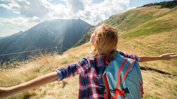 »Das sind die schönsten Blogs allein reisender Frauen« sagt die Bild der Frau! #reisen #frau #allein