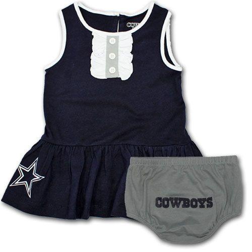 Dallas Cowboys Baby Girl Sundress Baby Kids Dallas