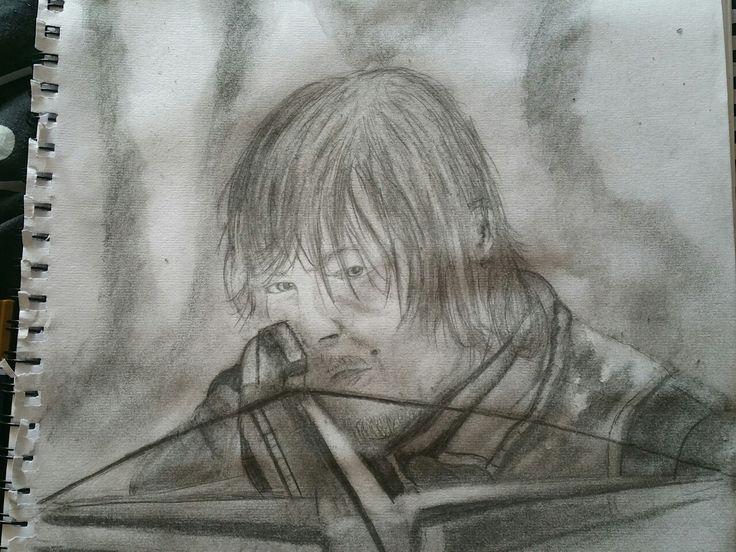 Daryll The Walking Dead