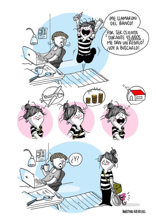 Agustina Guerrero: Diario de una volátil ·el regalo·