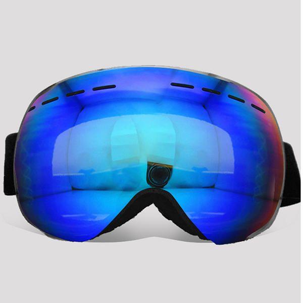 KALOAD H003 Ski Goggles Double Lens Anti Fog Spherical Men Women Unisex Multicolor Snow Glasses Sale - Banggood.com