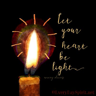 Let Your Heart Be Light Solstice Light For App Info