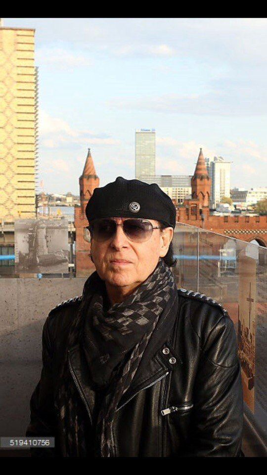 THE SCORPIONS | FOS Russia