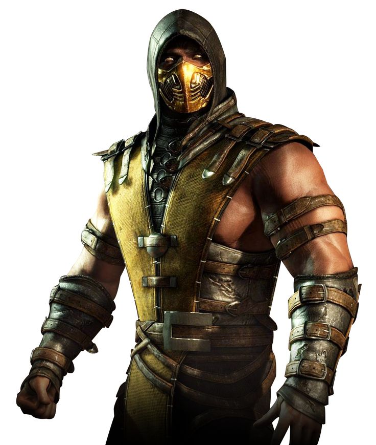 Shirai Ryu for life #MKX #Scorpion