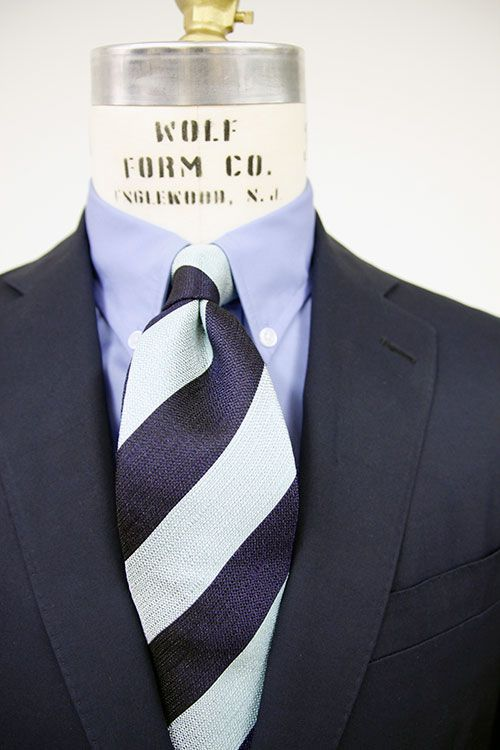 Sartorial Johnny Boy | How ties should...
