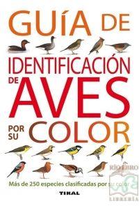 Guía de identificación de aves por su color
