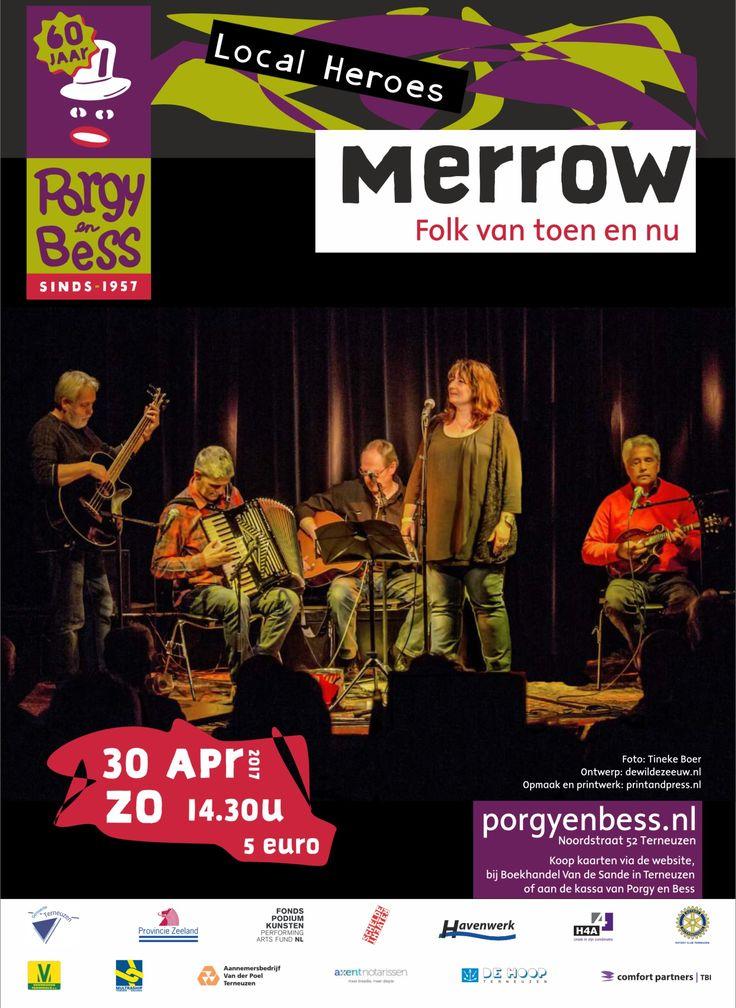 Merrow in Porgy & Bess 30-4-2017