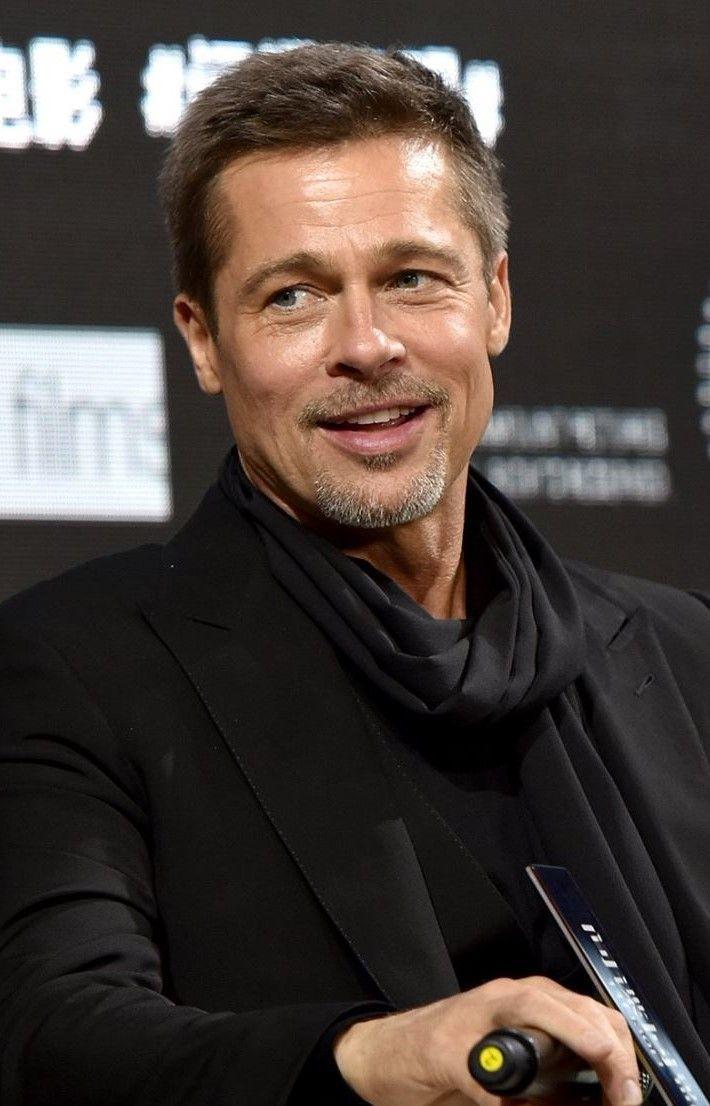 Brad Pitt More                                                                                                                                                                                 More