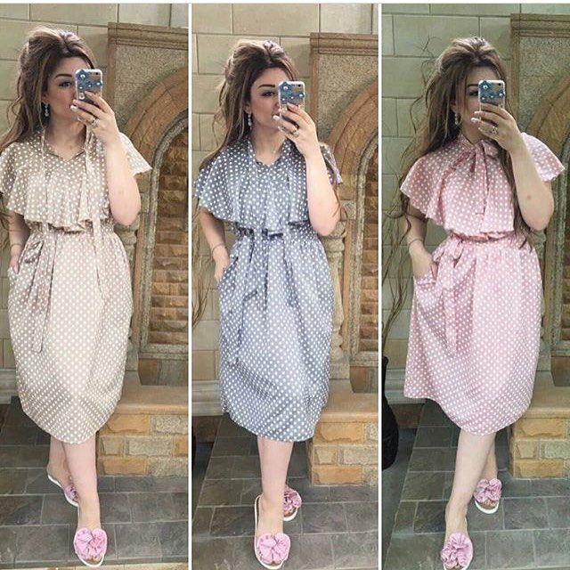 36 vind-ik-leuks, 1 reacties - @asya__007 op Instagram: 'Нежные хлопковые платья в наличии!! 2200₽'