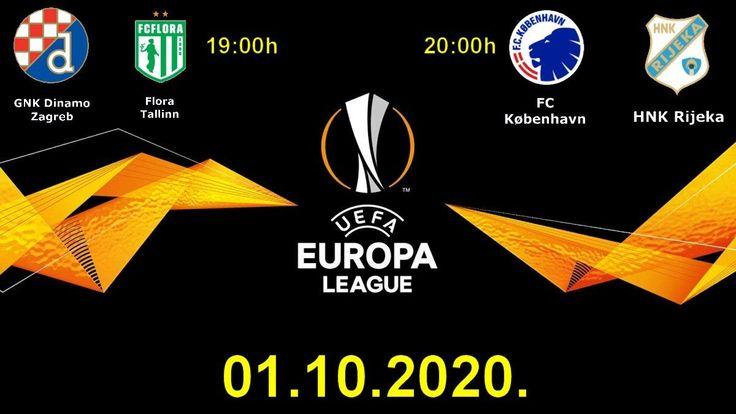 Uzivo Dinamo Flora I Kopenhagen Kobenhavn Rijeka Ovdje Mozete Gledati Live Stream Uefa Europska Liga Racunalo Com In 2020 Rijeka Europa League Tallinn