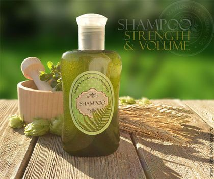 Шампунь от выпадения волос - зелёный,шампунь,шампунь с нуля,шампунь для роста волос