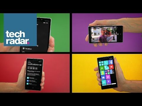Nokia Lumia 930 tips & tricks - YouTube