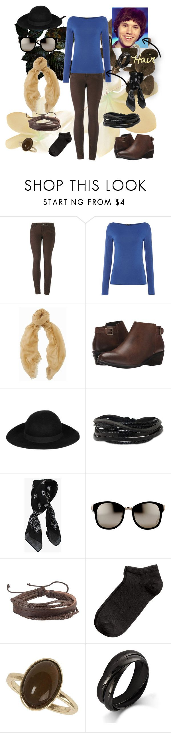 """""""Inspired by Ryan Ross (#3)"""" by jade-ross1999 ❤ liked on Polyvore featuring 2LUV, Sarah Pacini, Ralph Lauren, Blondo, George J. Love, Zodaca, Linda Farrow, Dorothy Perkins, cute and pretty"""