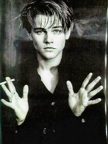 Leonardo di Caprio Speechless #Repin By:Pinterest++ for iPad#
