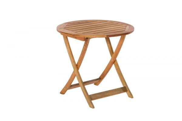 Klapptisch O 80 Cm Klapptisch Tisch Gartenmobel