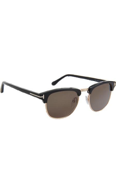 8dc4a2c95c2f Tom Ford Henry Wayfarer Sunglasses