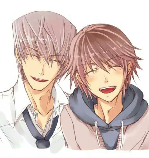 Junjou Romantica was my secret pleasure for a while. :] Still love it~ <3