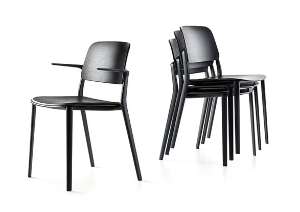 MaxDesign Appia Chair by Christoph Jenni